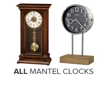 All Mantel Clocks
