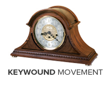Key Wound Clocks